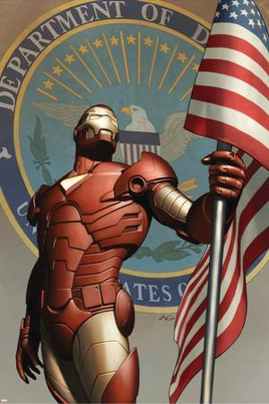 Iron Man No.78 Cover: Iron Man