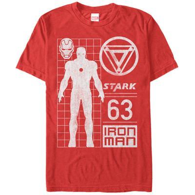 Iron Man- Stark Model 63