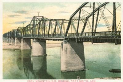 Iron Mountain Bridge, Ft. Smith, Arkansas