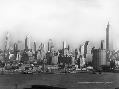 New York's Midtown Skyscrapers