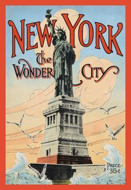New York, The Wonder City by Irving Underhill