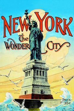 New York; the Wonder City by Irving Underhill