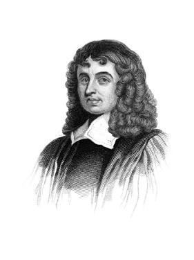 Isaac Barrow, 17th Century English Classical Scholar, Theologian, and Mathematician