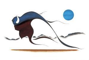 Buffalo Spirit by Isaac Bignell
