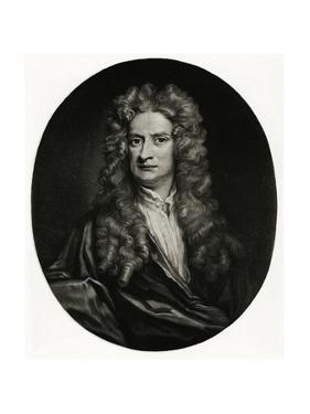 Isaac Newton, 1884-90