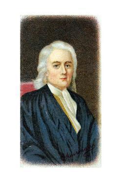 Isaac Newton, English Mathematician, Astronomer and Physicist