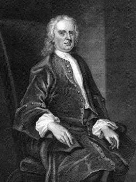 Isaac Newton, English Mathematician, Physicist and Astronomer