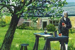 Isaac Newton (Woolsthorpe-By-Colsterworth