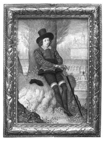 Portrait of a Young Man, C1590-1595