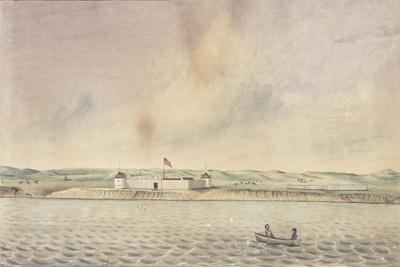 Fort Union, Missouri, 1843