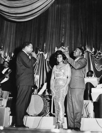 Aretha Franklin - 1964 by Isaac Sutton