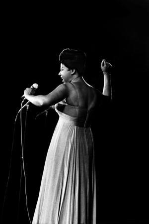 Aretha Franklin