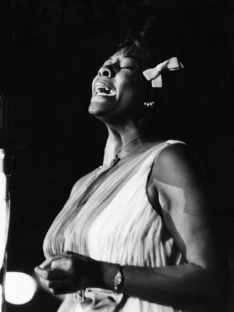 Dinah Washington, Dick Lane, Mort Sahl - 1963 by Isaac Sutton