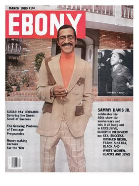 Ebony March 1980 by Isaac Sutton