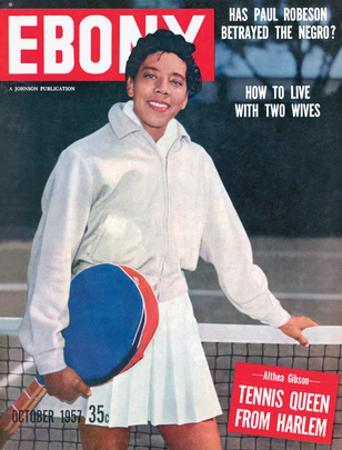 Ebony October 1957 by Isaac Sutton