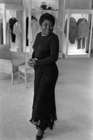 Esther Rolle, 1974 by Isaac Sutton