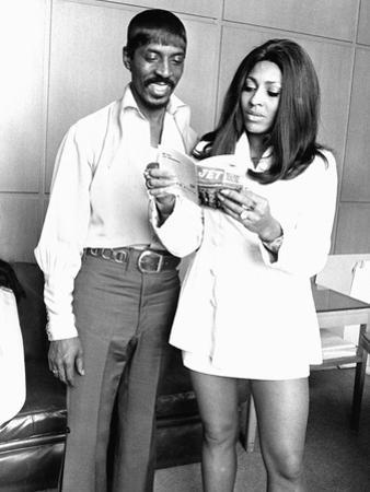 Ike and Tina Turner - 1969 by Isaac Sutton