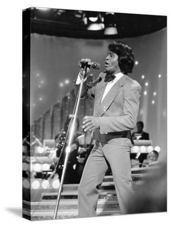James Brown, ABAA 1986 by Isaac Sutton