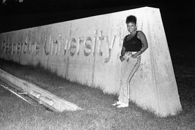 Kim Fields, 1987 by Isaac Sutton