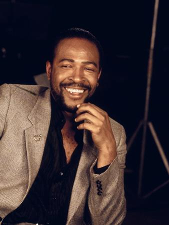 Marvin Gaye by Isaac Sutton