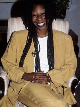 Whoopi Goldberg, 1988 by Isaac Sutton