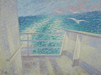 Orkney crossing, 1993