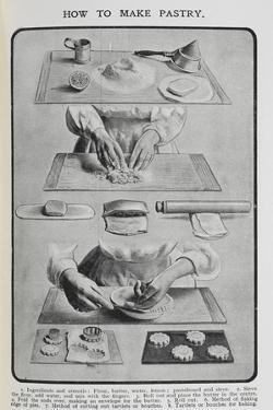 How To Make Pastry by Isabella Beeton