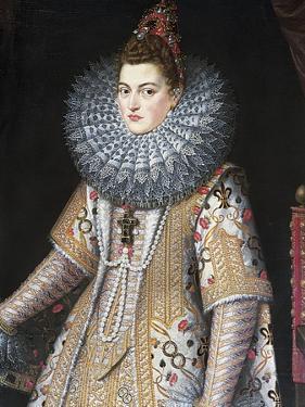 Isabella Clara Eugenia (1566-1633)