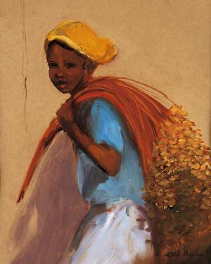 Mariama by Isabelle Del Piano