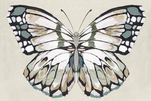 Butterfly's Kiss II by Isabelle Z