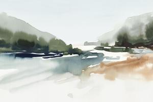 Harmonious Lake by Isabelle Z