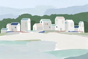 Little Town III by Isabelle Z