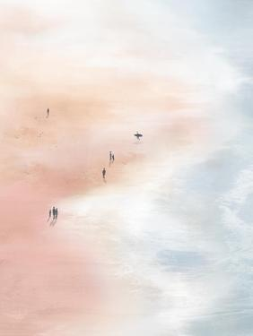 Pink Sand Beaches II by Isabelle Z
