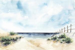 Sandy Beach II by Isabelle Z