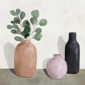 Three Vases by Isabelle Z