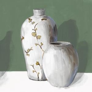 White Vases by Isabelle Z