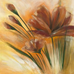 Fleur brune II by Isabelle Zacher-finet