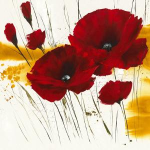Liberté fleurie I by Isabelle Zacher-finet