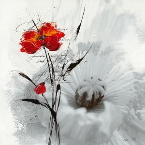 Petite aventure fleurie I by Isabelle Zacher-finet