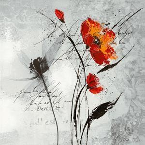 Petite aventure fleurie II by Isabelle Zacher-finet