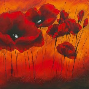 Quand l´amour fleurit II by Isabelle Zacher-finet