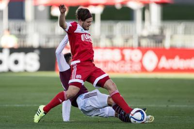 MLS: New England Revolution at Colorado Rapids by Isaiah J Downing