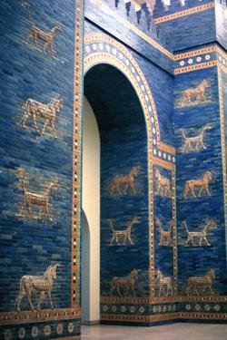 Ishtar Gate, Babylon
