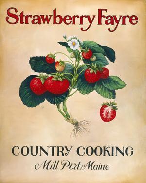 Strawberry Fayre by Isiah and Benjamin Lane