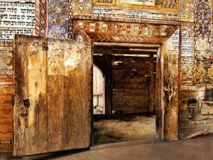 Portal of the Rabbis by Isidor Kaufmann