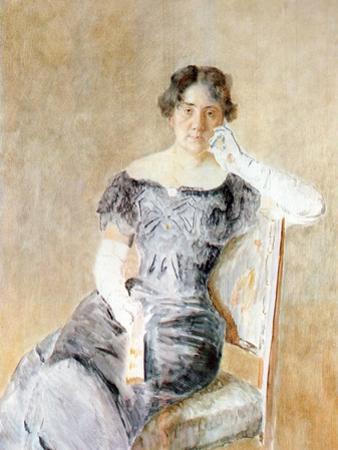 Portrait of Juliette Kaufmann