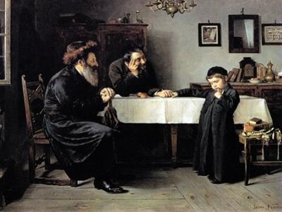 Rabbi's Visit