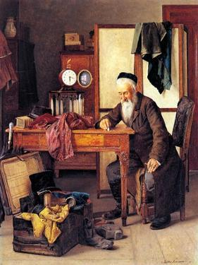 Two Pairs of Shoes by Isidor Kaufmann