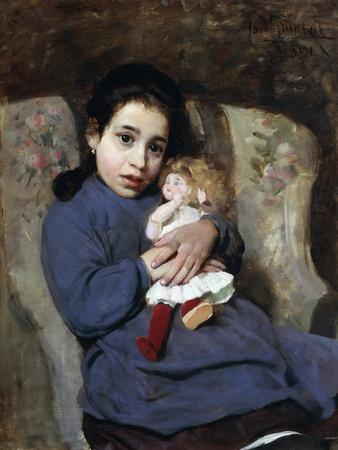 The Doll, 1891