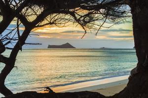 Waimanalo Sunrise 1 by Island Leigh